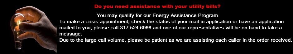 Energy Assistance Program Banner