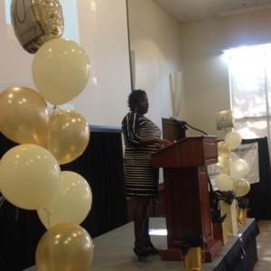 CAGI Staff      Dana Nash giving Testimony