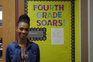 Shante Davis/Snacks Crossing Elementary Teacher